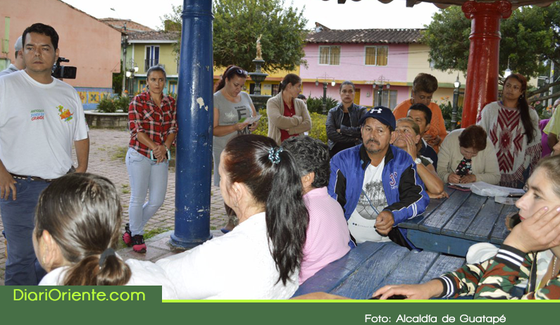 """Photo of Inicia en Guatapé el programa """"Antioquia Pinta en Grande"""" que mejorará el aspecto del sector el Recreo."""