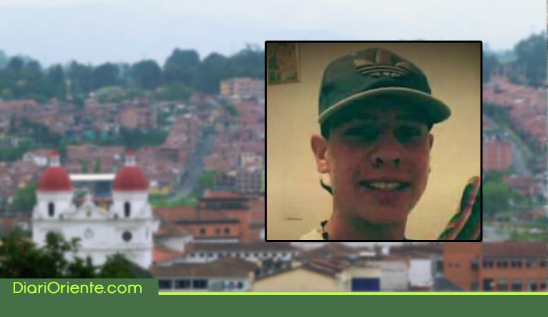 Photo of Por robarle fue asesinado un joven en el barrio Las Playas de Rionegro