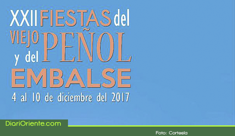Photo of Disfruta de la programación de las Fiestas del Viejo Peñol y del Embalse.