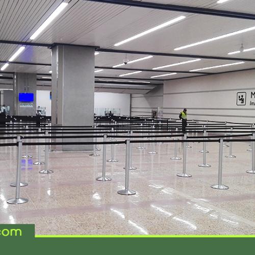 Se entregaron obras de ampliación y modernización en el aeropuerto José María Córdova