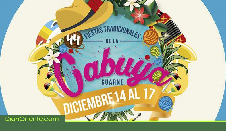 Photo of Programación versión 44° de las Fiestas Tradicionales de la Cabuya en Guarne