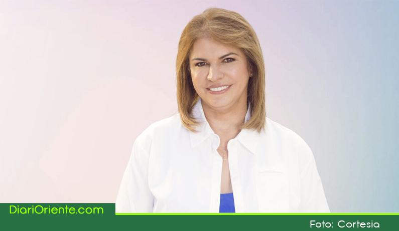 Photo of Olga Suárez busca llegar nuevamente al Senado de la República