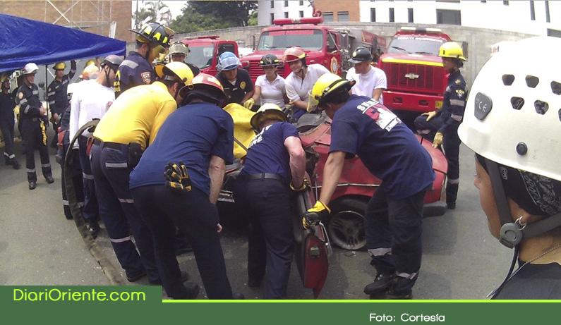 Photo of Cuerpo de Bomberos de San Luis volvió a prestar sus servicios.