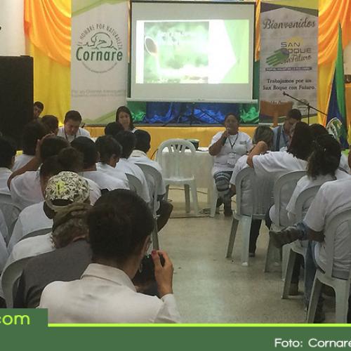 Se realizó encuentro regional de organizaciones ambientalistas del Oriente Antioqueño