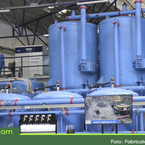 Fabricato trasladará  toda la operación de la fábrica de Rionegro (Riotex) para el municipio de Bello.