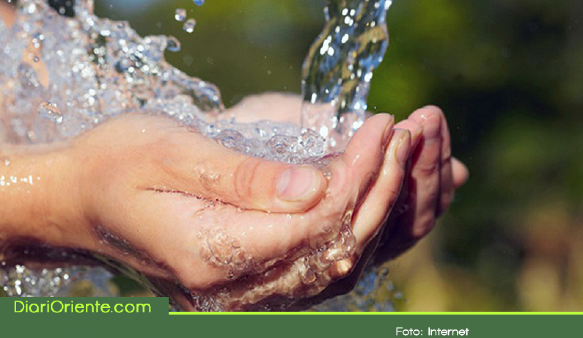 El agua de Sonsón es 100% potable en toda la zona urbana y en el corregimiento de La Danta.