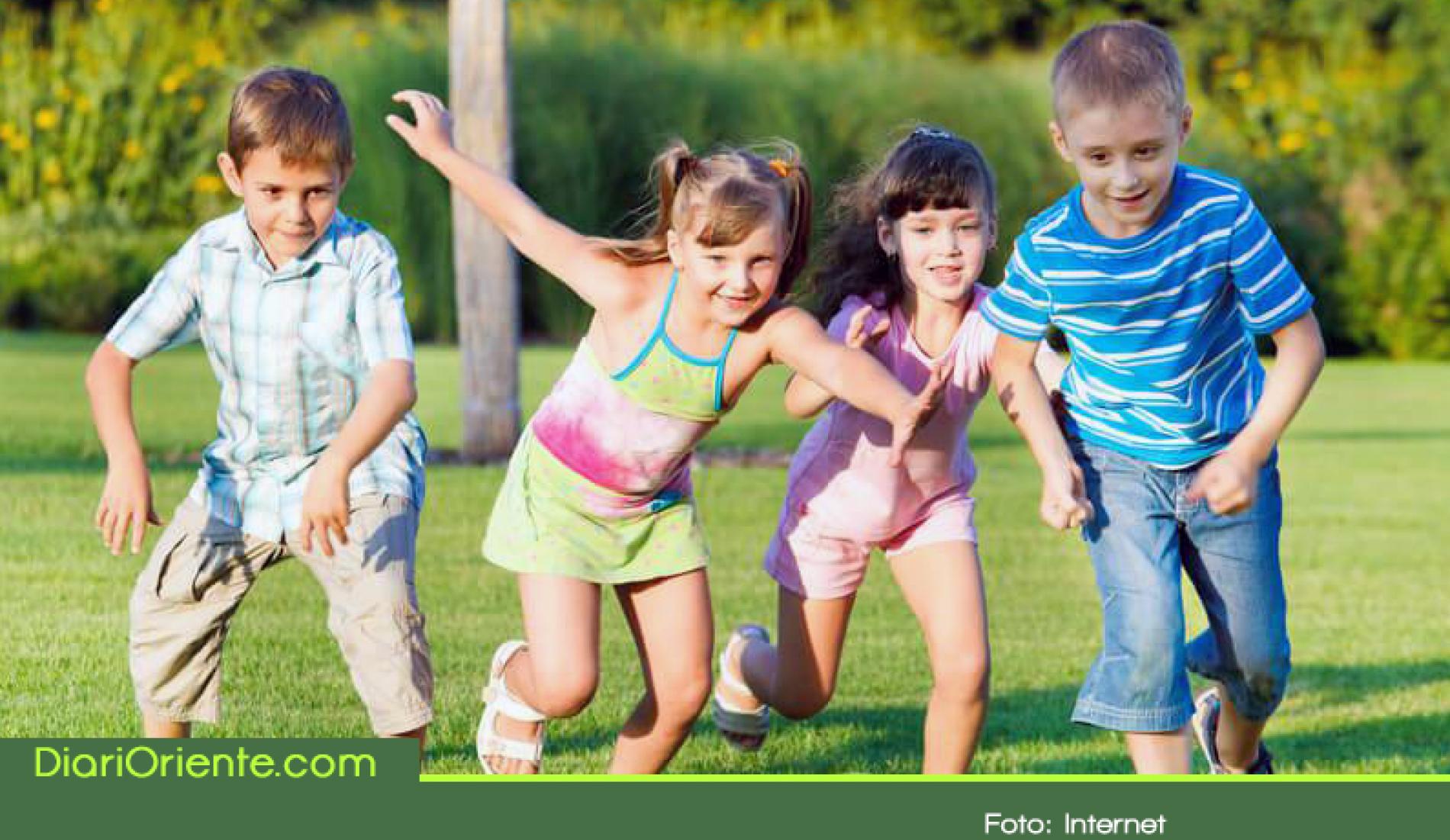 ¿Niños hiperactivos o simplemente niños?