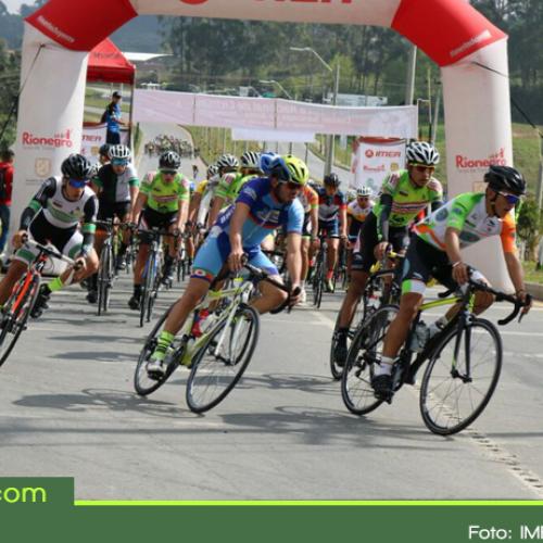 Todo listo para la Clásica de Ciclismo en Rionegro