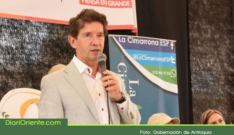 """Photo of """"Si se suspende esa consulta esto sería un acto de enemistad con el departamento de Antioquia"""": Gobernador"""