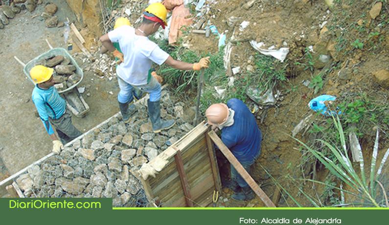 Photo of Así avanza la construcción de tres grandes obras en el municipio Alejandría