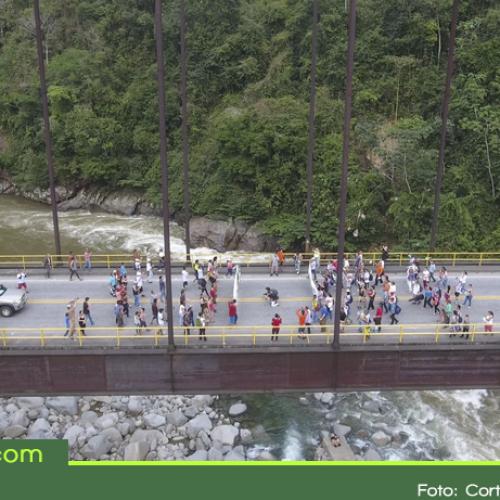 Samaná Fest: Festival por el ultimo río libre de Antioquia, sin intervención humana.
