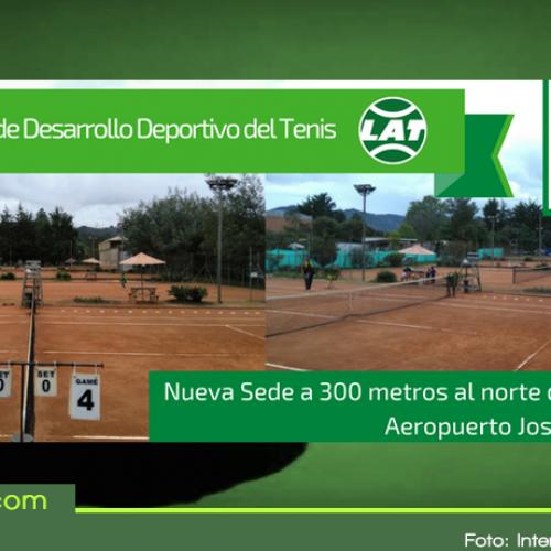 Se inaugura Centro de Desarrollo de Tenis de Campo en el Oriente Antioqueño