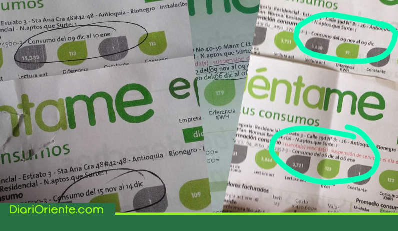 Photo of ¿Tiene inconsistencias en la factura de EPM?