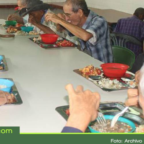 En la Ceja, adultos mayores vulnerables reciben alimentación gratuita