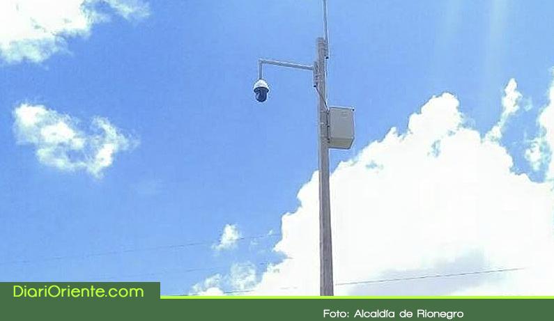 Photo of 51 nuevas cámaras de seguridad serán instaladas en el municipio de Rionegro
