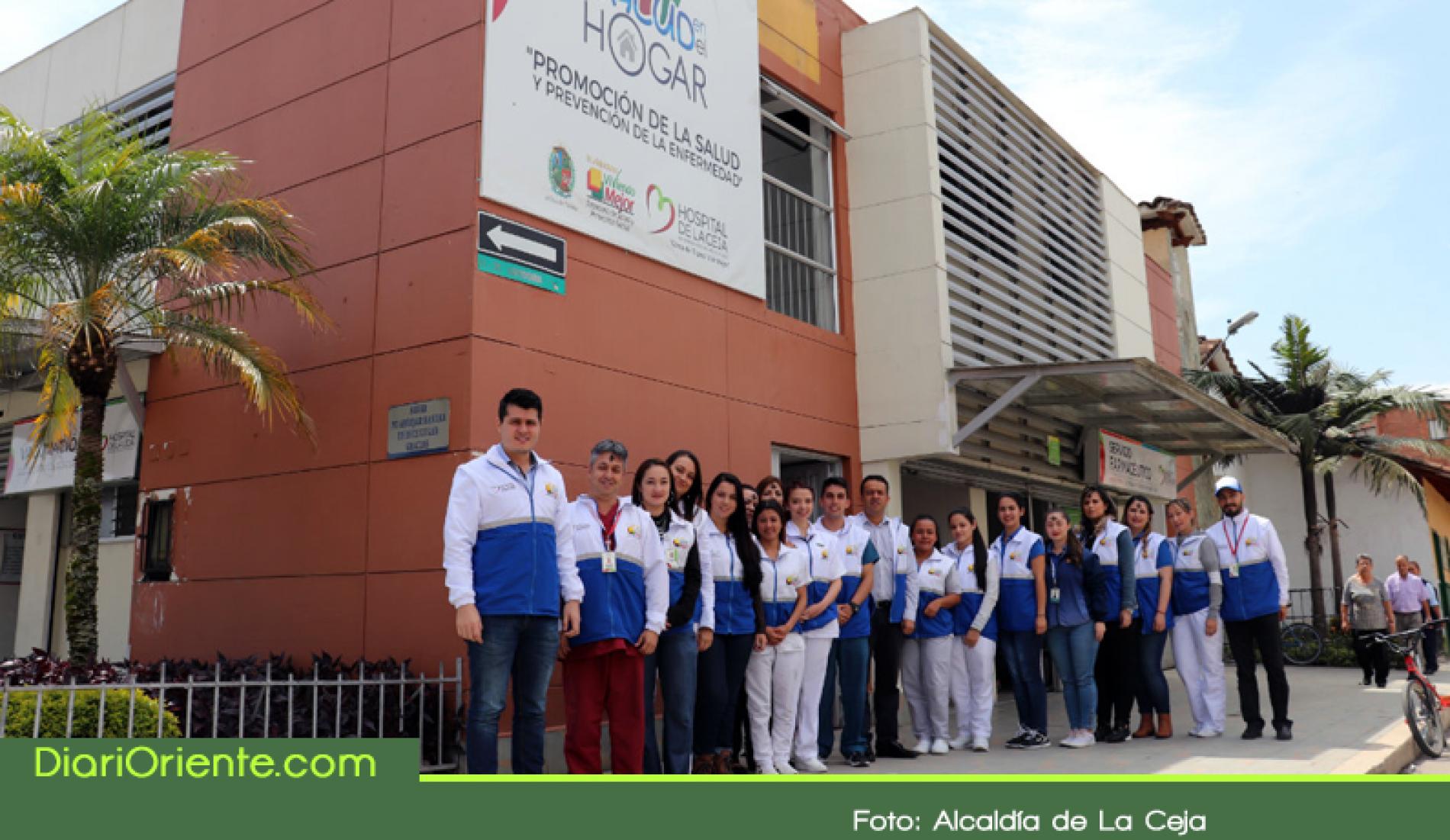 En La Ceja ya cuentan con una sede exclusiva para la Atención Primaria en Salud