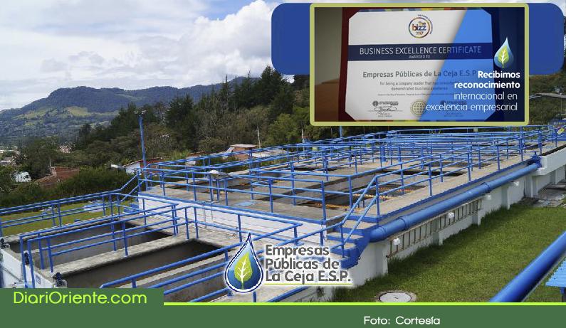 Photo of Orgullo cejeño: EEPP de La Ceja recibe reconocimiento internacional