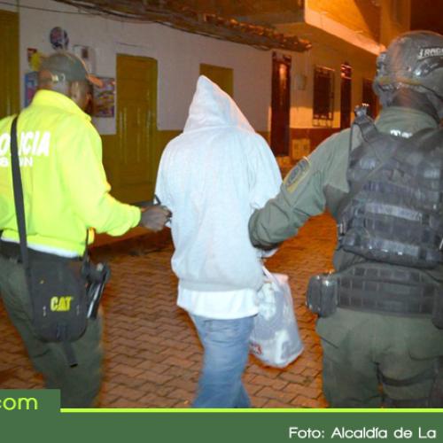 Capturadas 34 personas por microtráfico en La Ceja