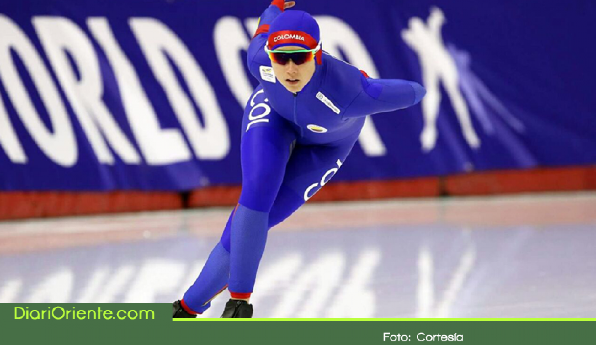 Laura Gómez, la patinadora carmelitana que hará historia en los Juegos Olímpicos de Invierno