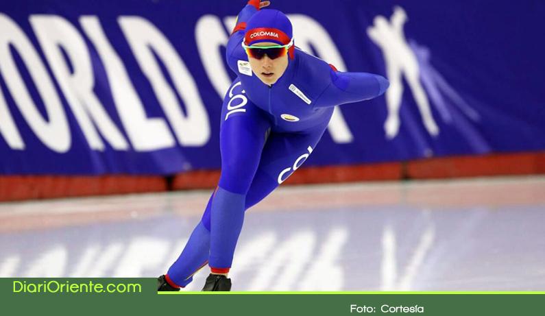 Photo of Laura Gómez, la patinadora carmelitana que hará historia en los Juegos Olímpicos de Invierno