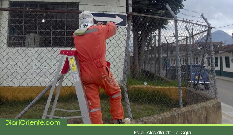 Photo of Ojo: nuevos cambios viales en el municipio de La Ceja