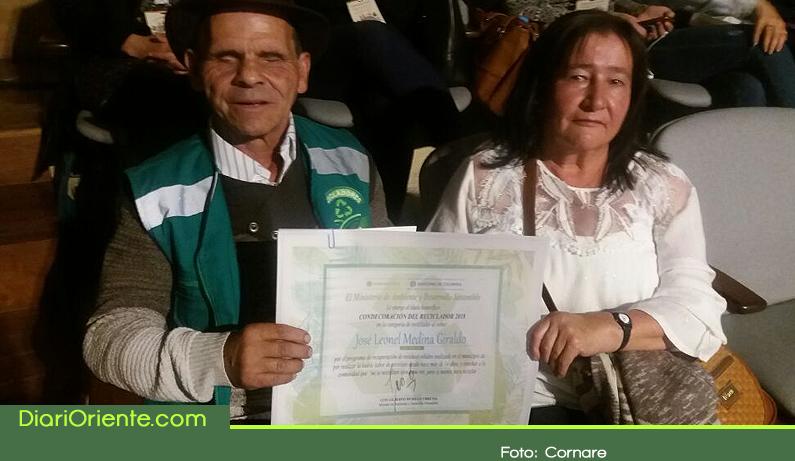 Photo of Conozca al mejor reciclador del país.