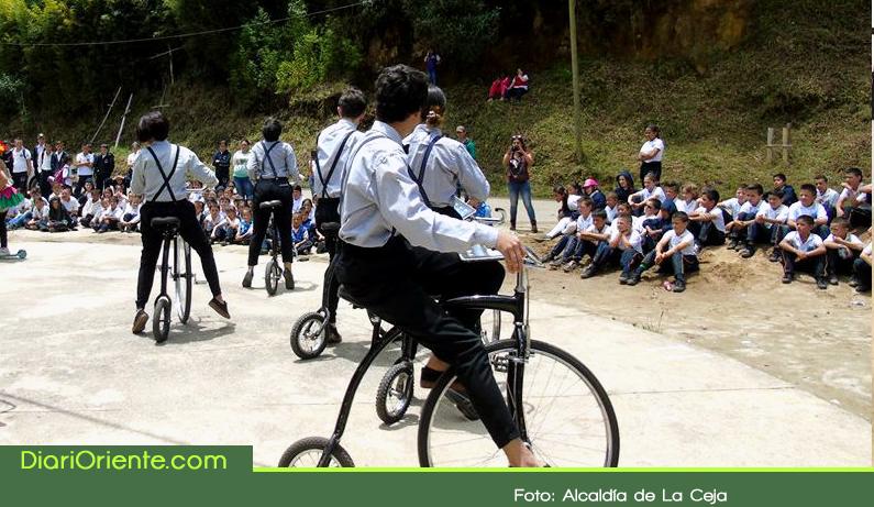 Photo of Buenas noticias para La Ceja recibirán $51.700.000 para fortalecer los procesos culturales