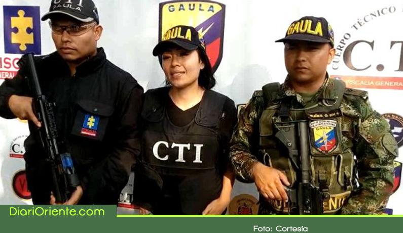 Photo of Fue liberada esposa de futbolista que había sido secuestrada en Rionegro