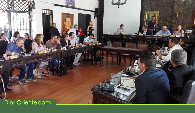 Photo of Concejo de Rionegro aprueba en primer debate vigencias futuras para el Sistema de Transporte