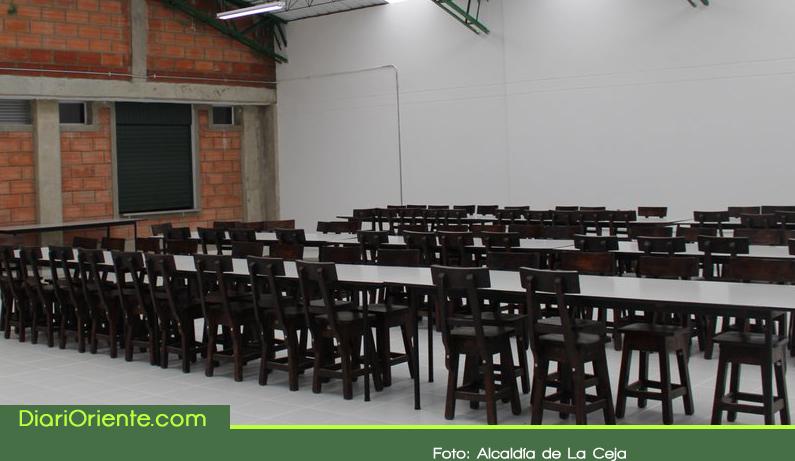 Photo of Nuevo restaurante escolar de la I.E. Bernardo Uribe de La Ceja beneficia a 1.068 estudiantes