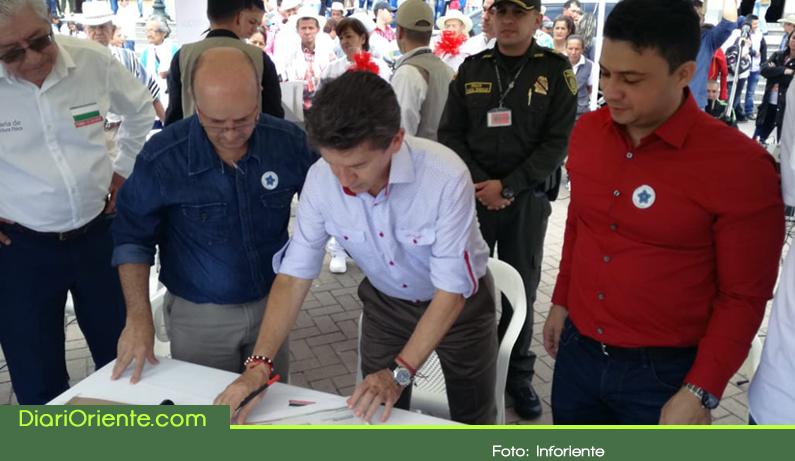 Photo of 2000 millones de pesos para Plan Maestro de Acueducto y Alcantarillado de Abejorral