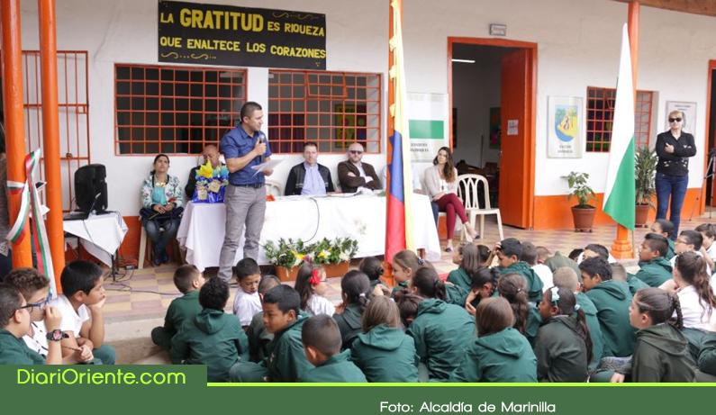 Photo of El centro educativo rural Obdulio Duque en Marinilla reabrió sus puertas