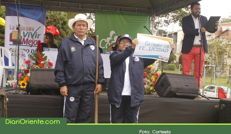 Photo of La Ceja recibió reconocimiento por su trabajo con adultos mayores en estado de vulnerabilidad