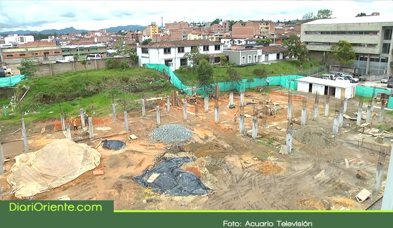 Photo of Inició construcción del Centro Integrado de Gestión del Riesgo de Rionegro