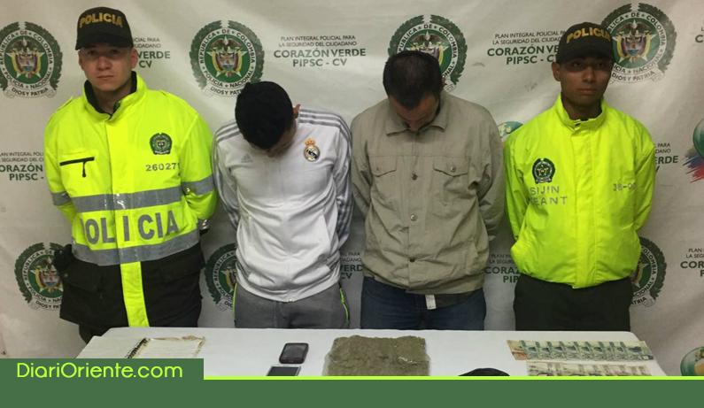 Photo of Policía captura 3 personas por tráfico, fabricación y porte de estupefacientes