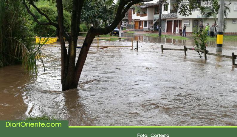 Photo of Municipios del Oriente Antioqueño, afectados por incremento de las lluvias