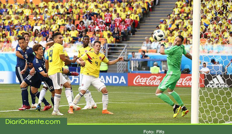 Photo of Triste debut de Colombia en el mundial de Rusia 2018