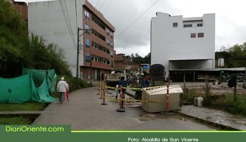Photo of Malestar por obras del Plan Maestro en San Vicente Ferrer