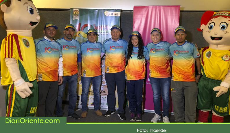 Photo of Se presentó oficialmente la Media Maratón de La Ceja para su décima versión