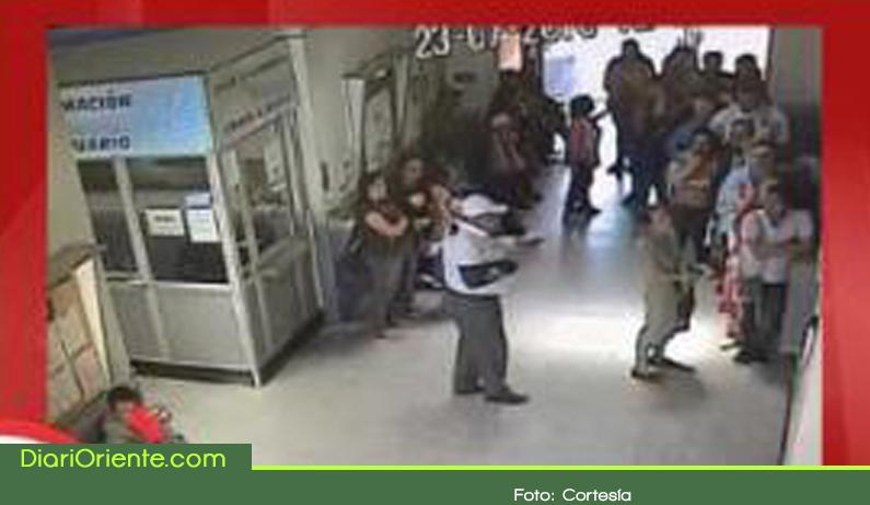 Photo of Autoridades buscan delincuentes que robaron en varios hospitales del Oriente Antioqueño