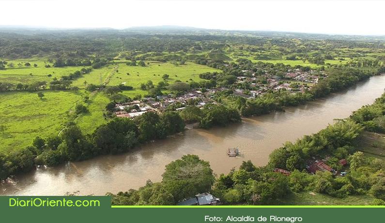 Photo of Avanza rehabilitación del dique en el corregimiento de San Miguel, Sonsón.