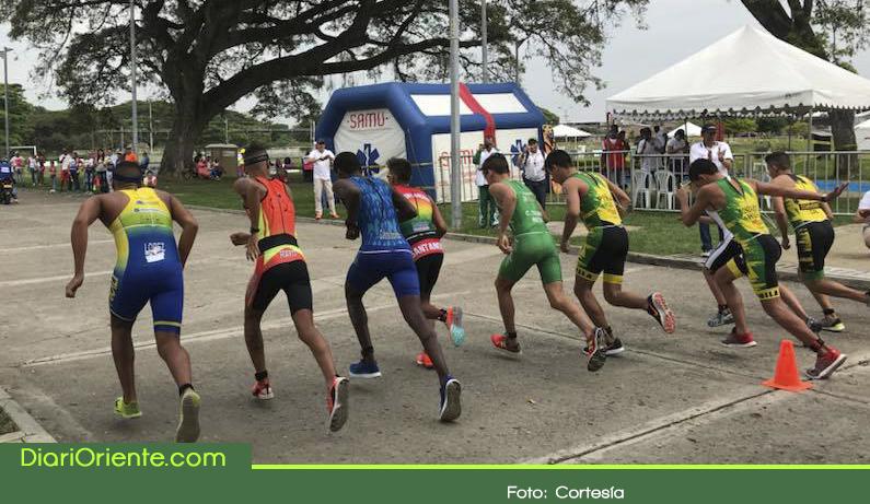 Photo of Tenga en cuenta los cierres viales este fin de semana por el Triatlón Guatapé 2019