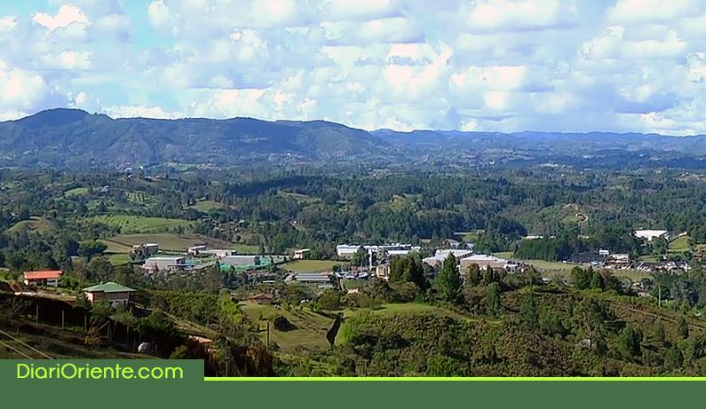 Photo of El municipio de Rionegro tiene una nueva vereda