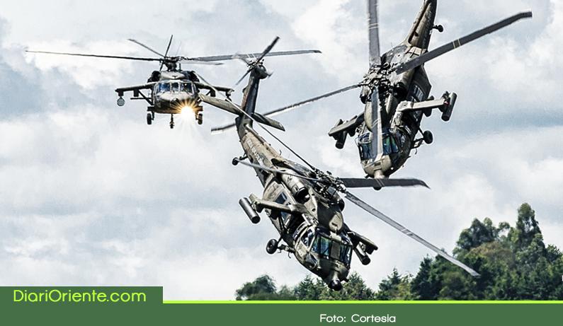 Photo of Fuerza Aérea celebra los 30 años del Black Hawk en Colombia