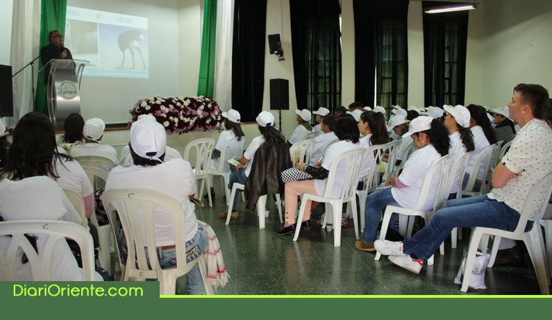 Photo of En Marinilla, se realizó encuentro regional de organizaciones ambientalistas