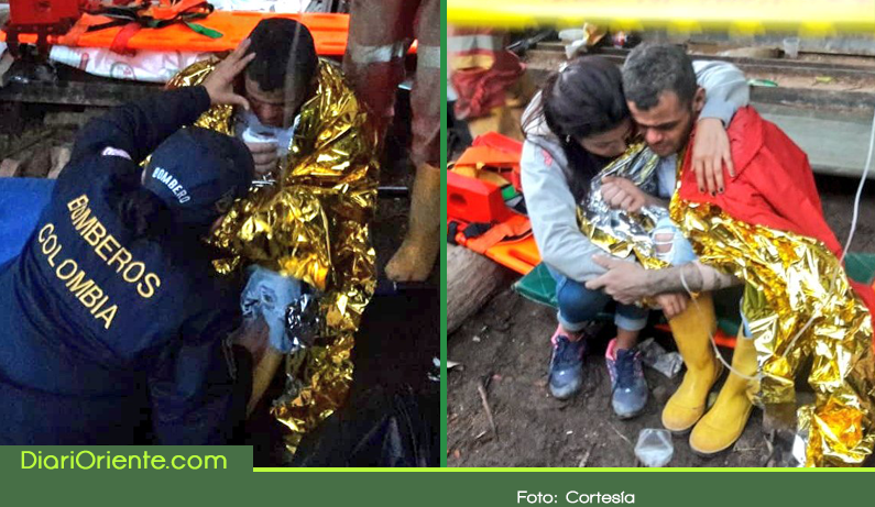 Photo of Rescatan con vida a los 4 mineros atrapados en mina de San Rafael