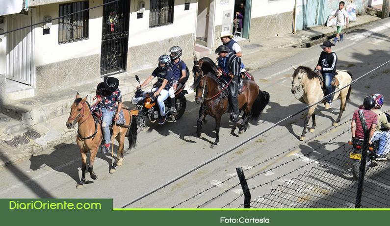 Photo of Reglamentan realización de cabalgatas en Granada