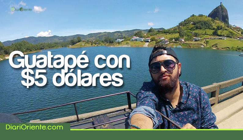 Photo of Como llegar a Guatapé con $5 dólares