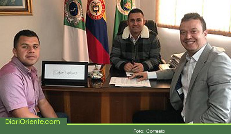 Photo of Wilder Echavarría se posesionó como Director de la Provincia del agua, Bosque y el Turismo