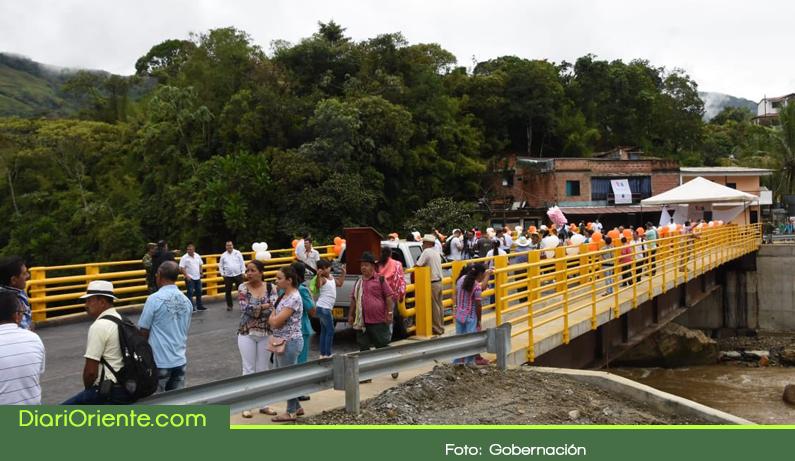Photo of Luego de 16 meses los municipios de San Carlos y Granada vuelven a estar unidos